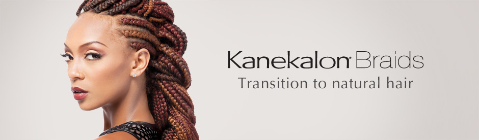 Kanekalon Braids