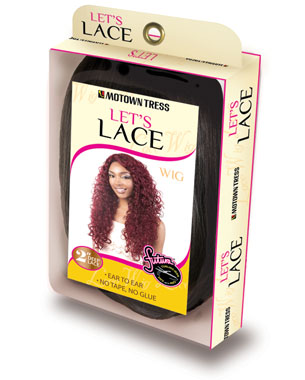 LET'S LACE by MOTOWN TRESS